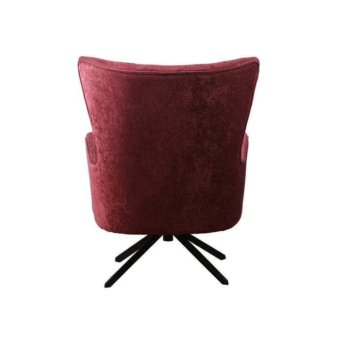 BRUCE Armchair - Berry