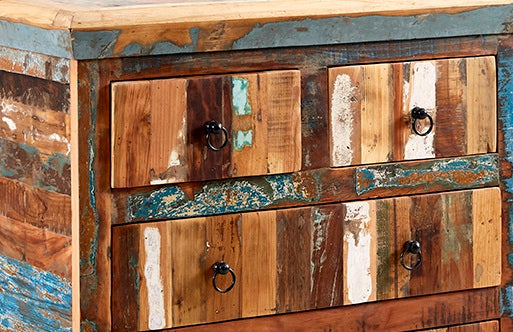 RAW 4 Drawer Chest