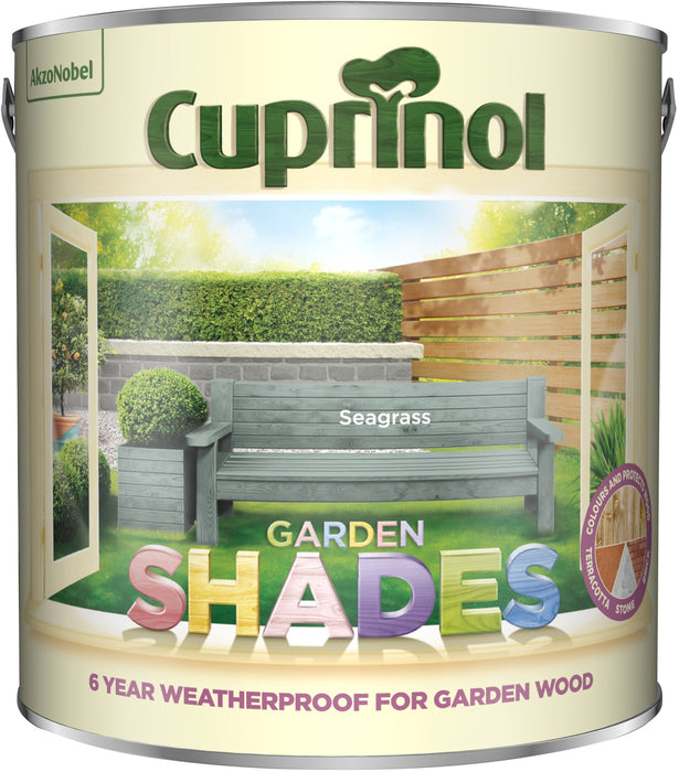 Cuprinol Garden Shades Seagrass - 2.5L