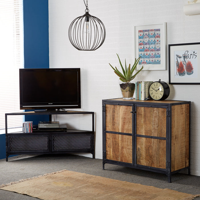 BLOCK Corner TV Unit