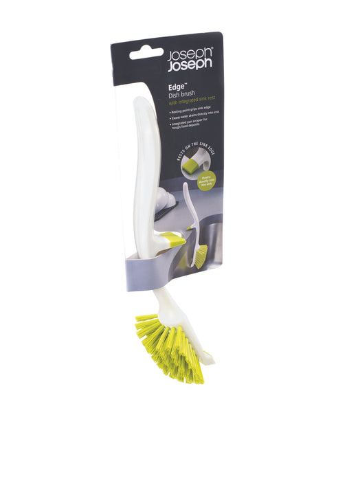 Joseph Joseph Edge Dish Brush - Green