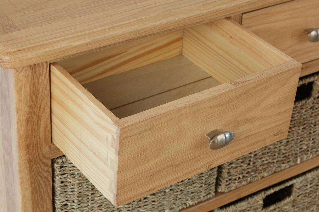 VANCOUVER 9 Drawer Storage Unit