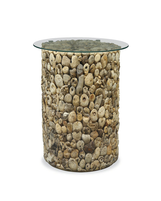 EMBLETON Driftwood Tall Side Table