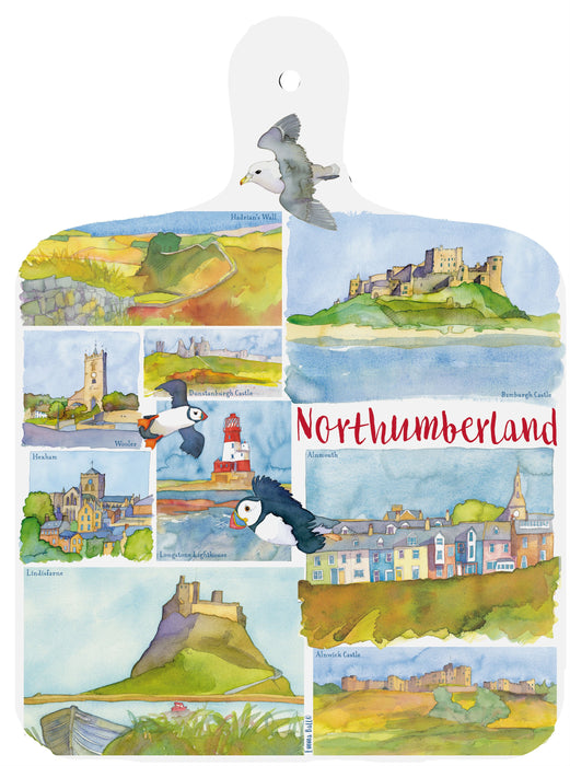 Northumberland Mini Chopping Board