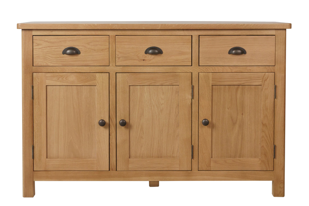 MILAN 3 Door Sideboard
