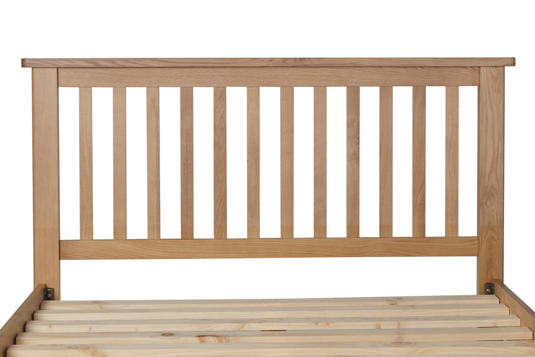 MILAN King-size Bed Frame
