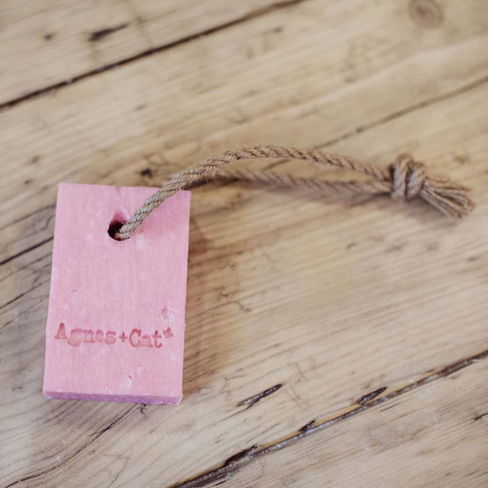 Soap On A Rope Tea & Roses