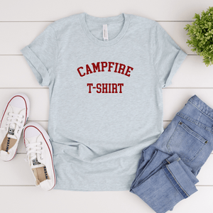 Campfire T-Shirt - Bella+Canvas Tee