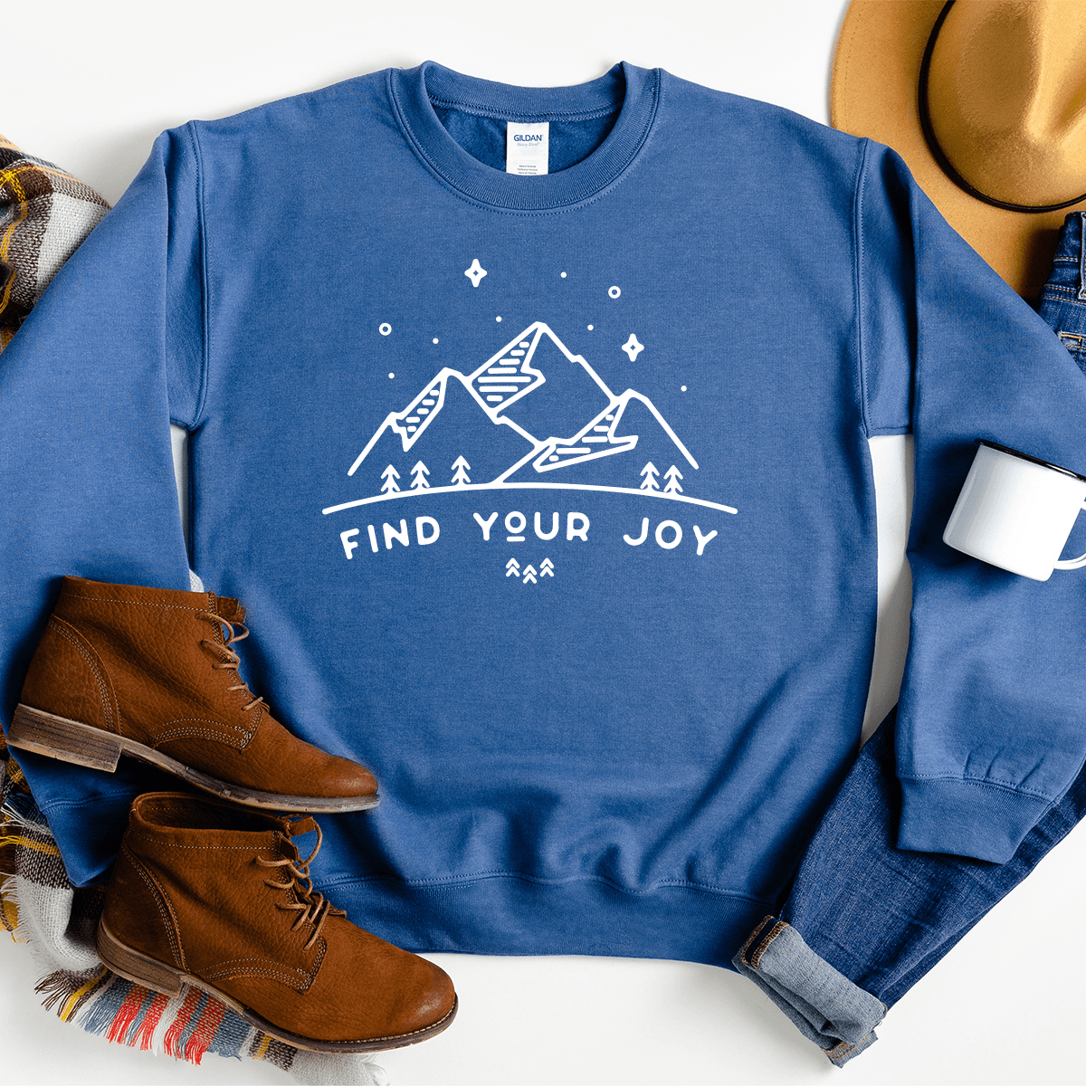 Find Your Joy - Sweatshirt