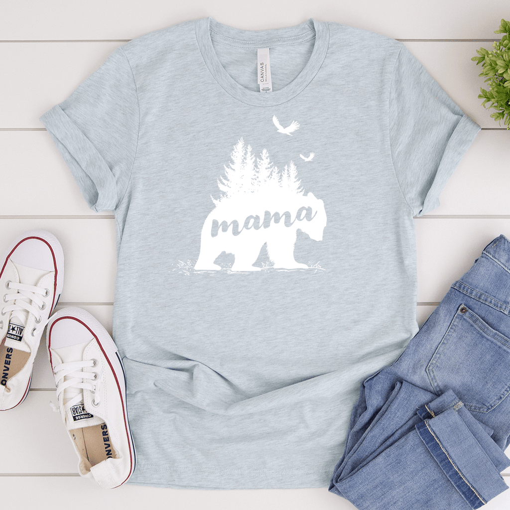 Mama Bear - Bella+Canvas Tee