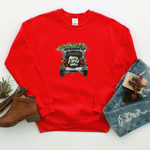 Merry Christmas (Adventure Mobile) - Sweatshirt