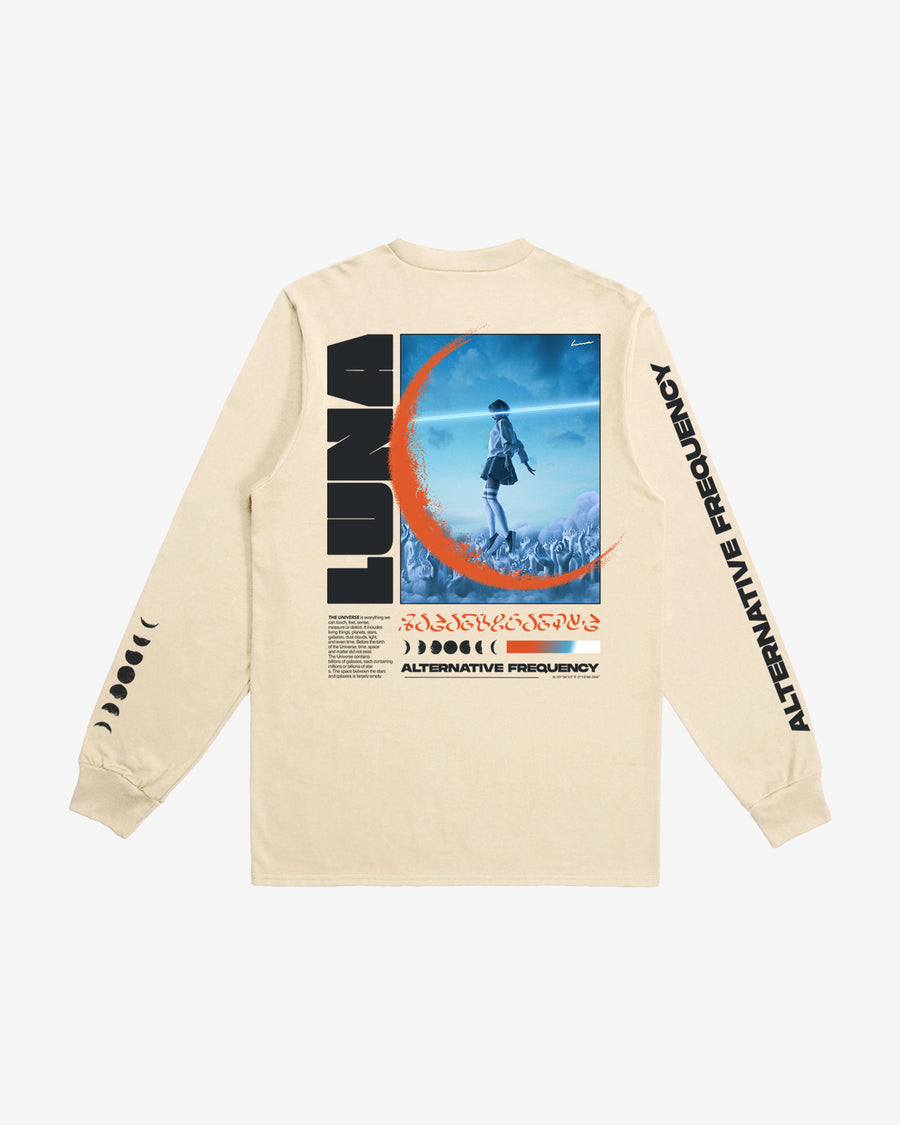 Alternative Frequency Tan Long Sleeve