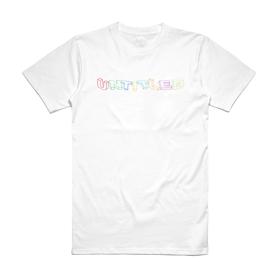 Untitled White Tee