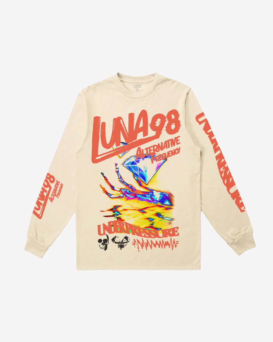 Under Pressure Sand Long Sleeve