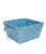 STORAGE BASKET-BLUE/L