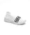 Zapatilla de Dama LP21-1521 White/ BLack 35 -40