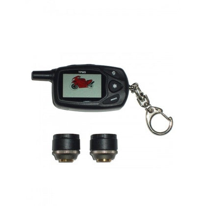 Tyredog TD4000X (2-Wheel) External-Type Tyre Pressure Monitor System