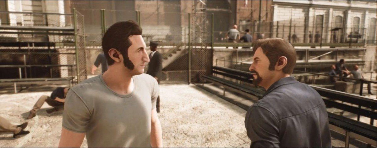 A Way Out [Region-Free] PC