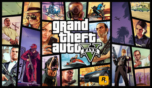 Grand Theft Auto V [Region-Free] PC