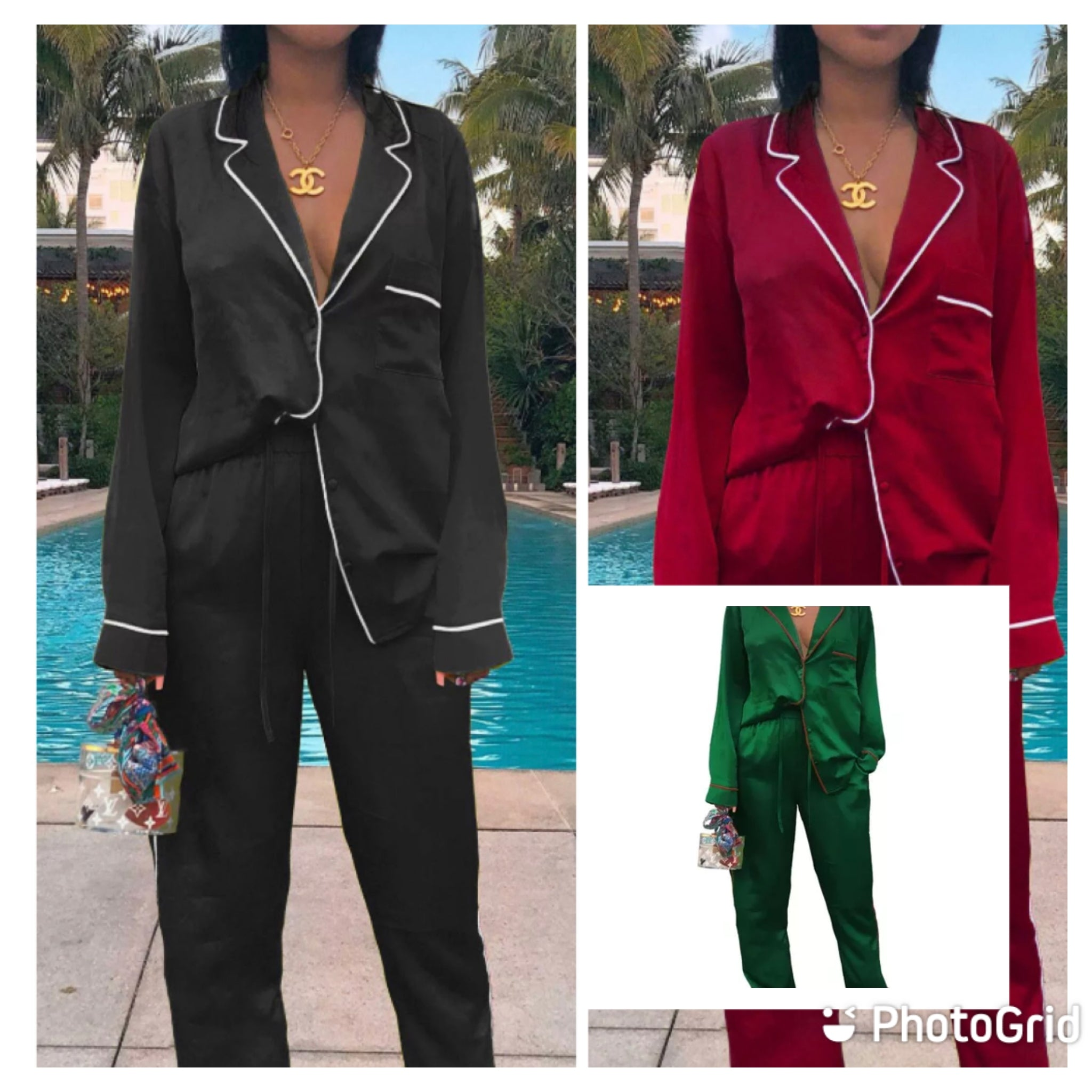 2 piece TLC Inspired Pajama Set