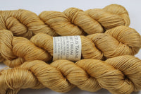 Fool's Gold Desert Dream baby camel/silk fingering weight yarn non superwash