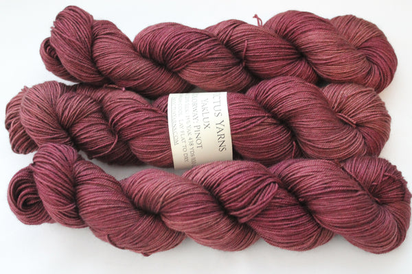 Pinot YakLux Merino/Silk/Yak fingering weight yarn