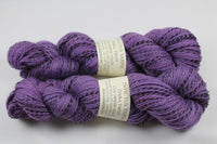 Haze Zebra Twist Peruvian Highland Wool non-superwash  fingering weight yarn