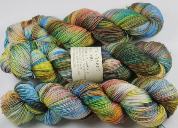 Embraced Beyond MCN fingering weight yarn
