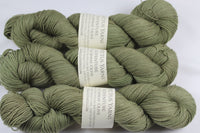 Olive Adventure merino/nylon sock yarn