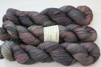 Roll Credits YakLux Merino/Silk/Yak fingering weight yarn