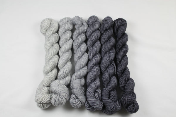Greys Victorious Mini Kit fingering weight yarn