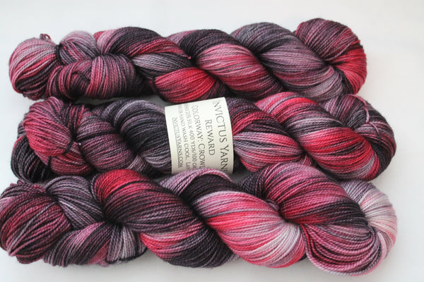 Crowley Reward 80/20 merino/silk fingering weight sock yarn