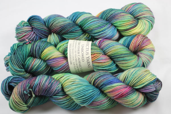 Brother Cadfael's Garden Unbowed DK yarn 100% super wash merino