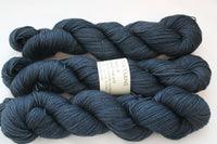 Night YakLux Merino/Silk/Yak fingering weight yarn
