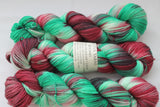 Holiday Cheer Beyond MCN fingering weight sock yarn