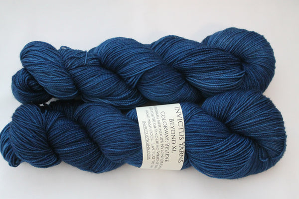 Believe Beyond XL MCN fingering weight extra length yarn