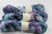 BeBop Poetry merino/silk fingering weight yarn