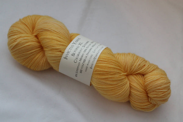 Sunshine Beyond XL MCN fingering weight extra length yarn