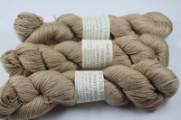 Oatmeal Desert Dream baby camel/silk fingering weight yarn non superwash