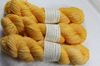 Fool's Gold Wondrous DK MCN hand dyed yarn