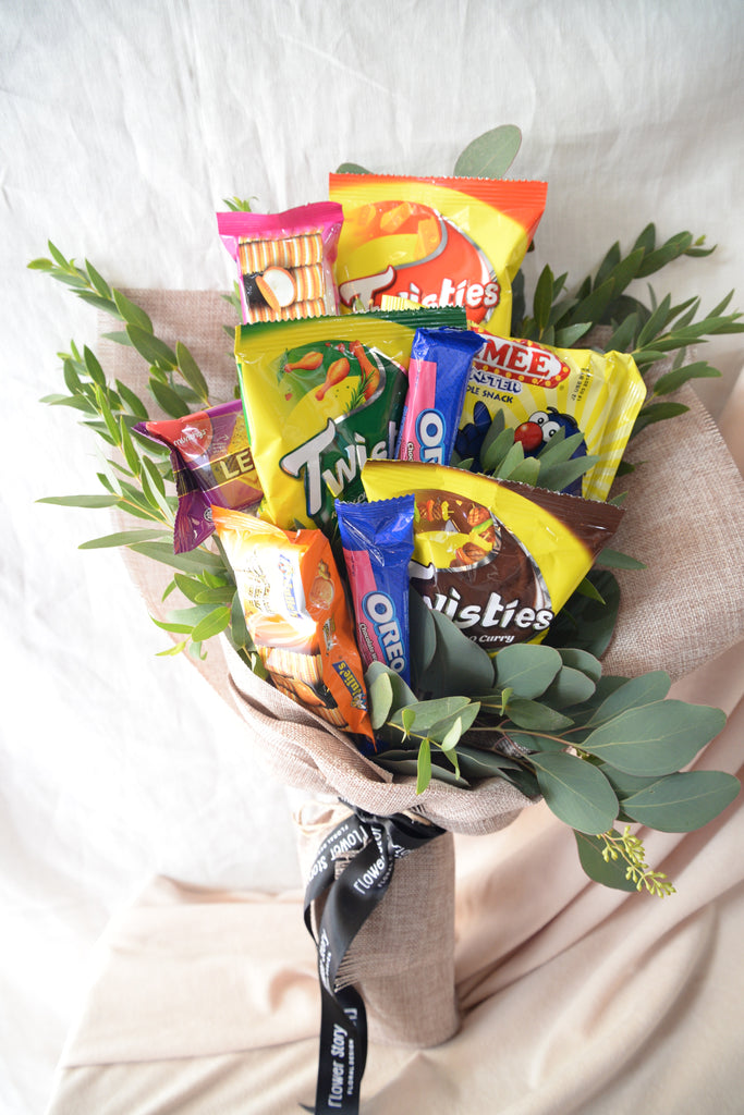 FB4: Snack Bouquet