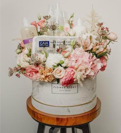 Flower Story x GAIA (Exquisite Gift Box)