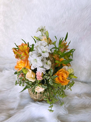 Mid Autumn Floral Basket 2