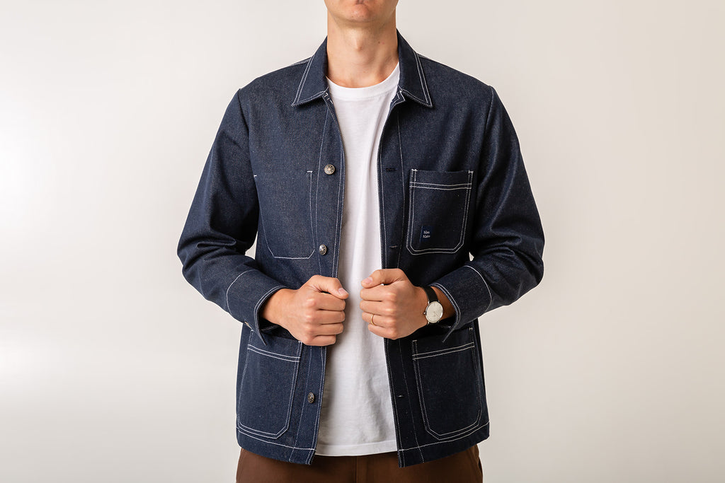 Veste Alex - Denim