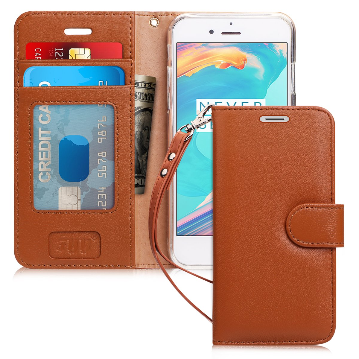 Genuine Leather Case for iPhone 8/7