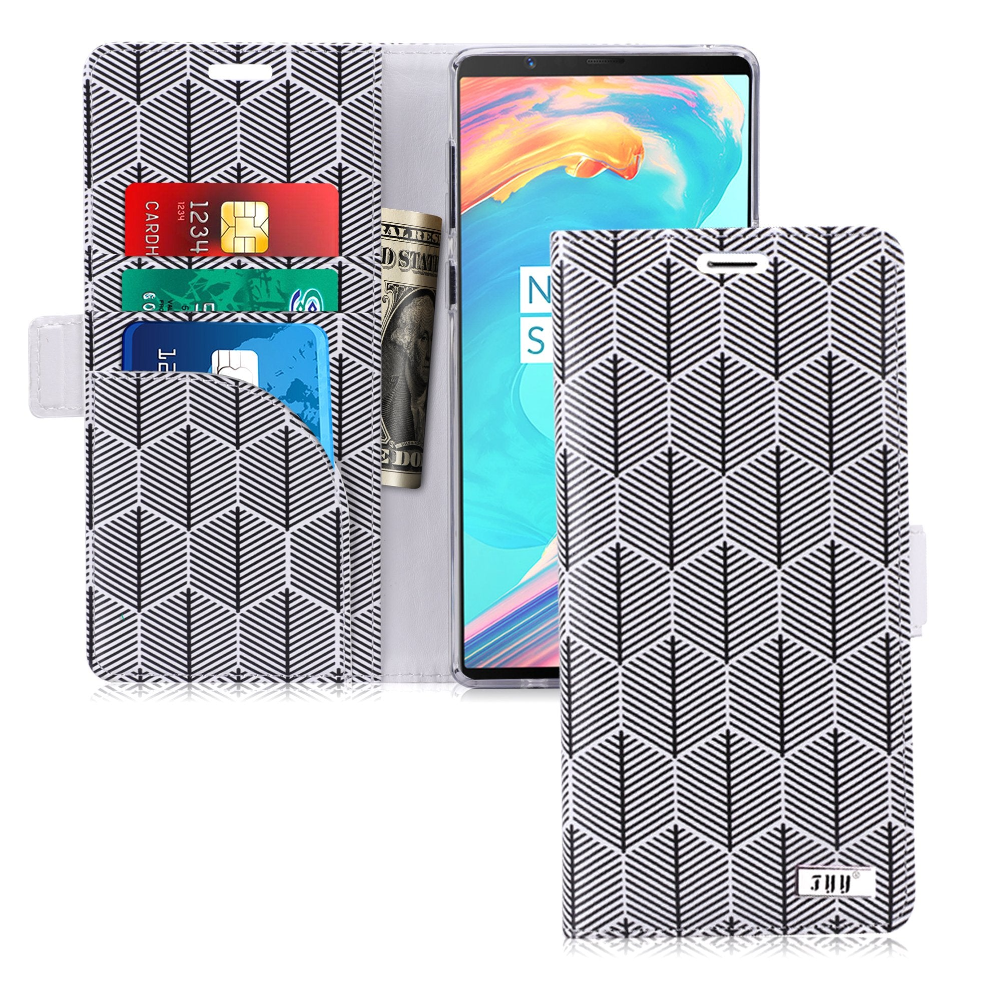 Handmade Wallet Case for Galaxy Note 8 (2017)