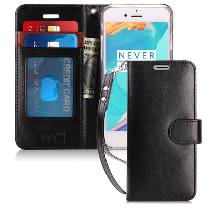 Leather Wallet Case for iPhone 8/7 | mywenyi