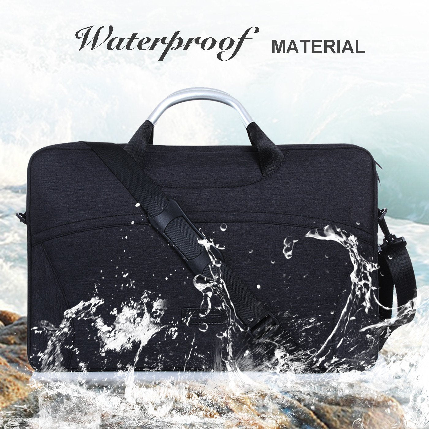 Waterproof Canvas Bag for Galaxy View 18.4""