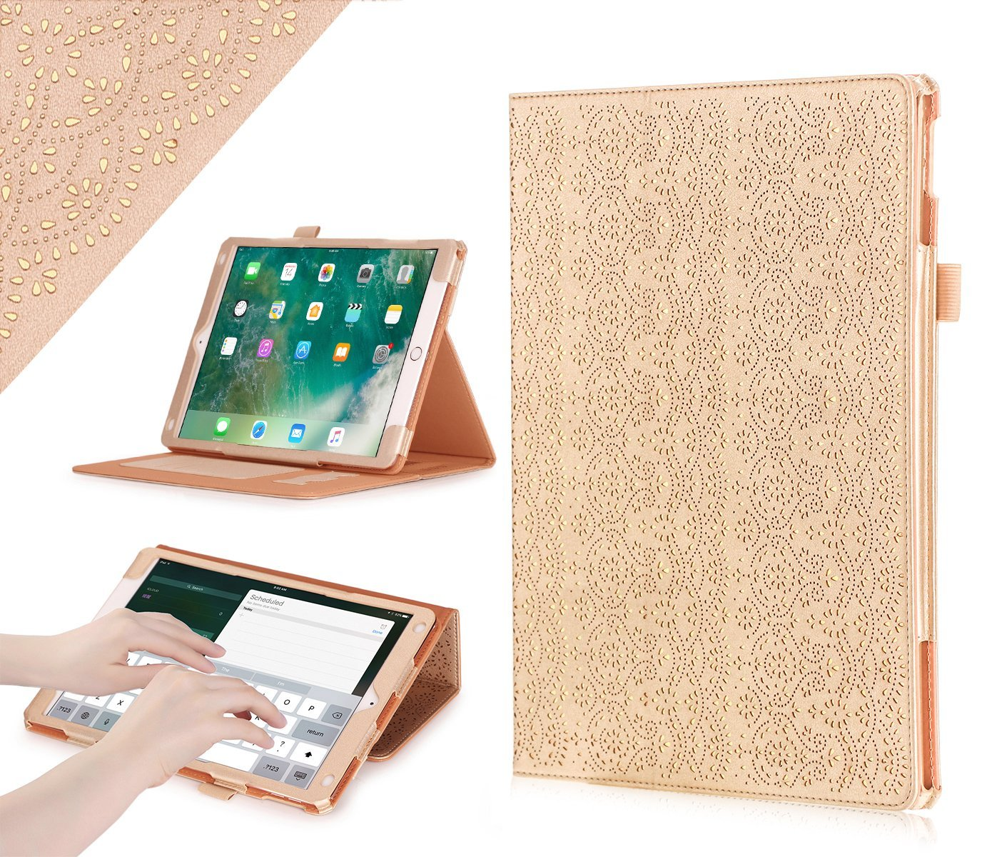 PU Leather Case for iPad Pro 10.5