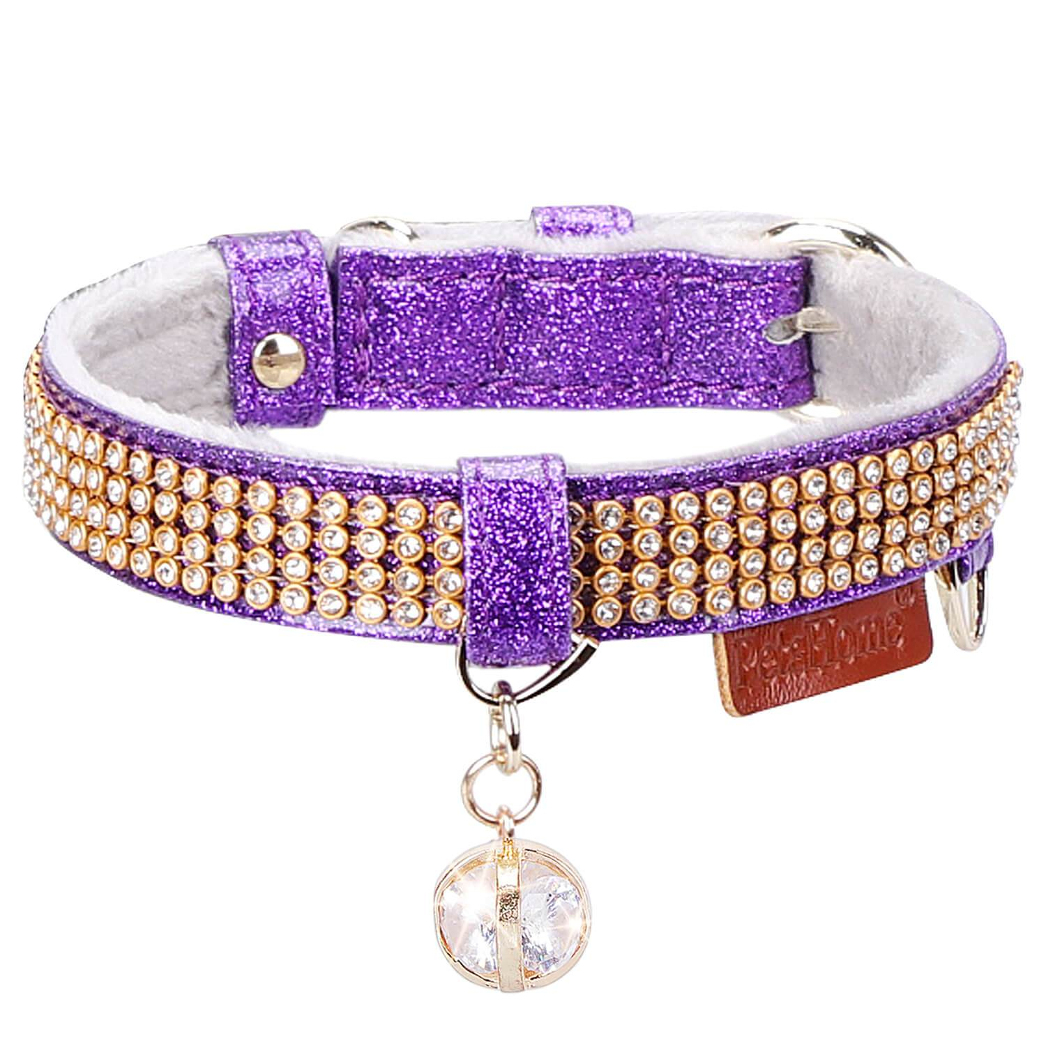 PU Leather Collars for Small Dog and Cat